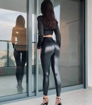 Tight Leather Pants