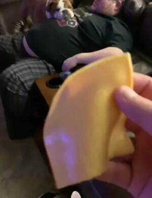 the cheese prank is delicious