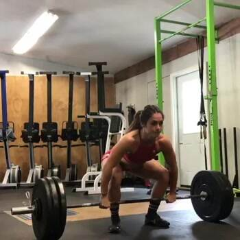 Celia Gabbiani is one strong woman
