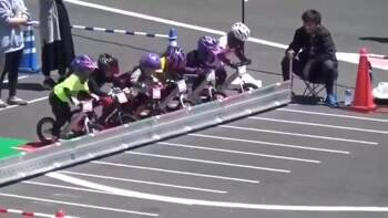 One hell of a race