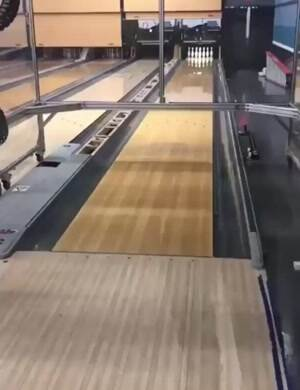Bowling with robots