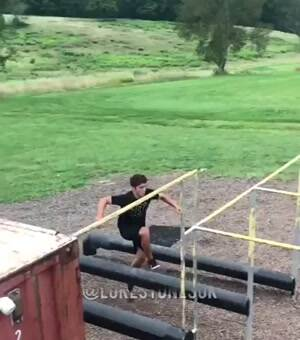Parkour always seems easier than it is