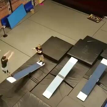 some awesome flipping