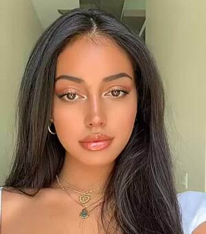 Cindy Kimberly has some incredible eyes