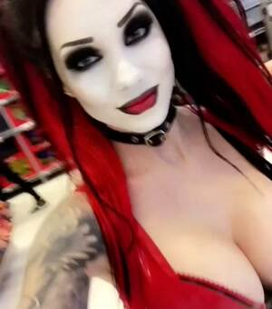 Awesome Harley Quinn cosplay