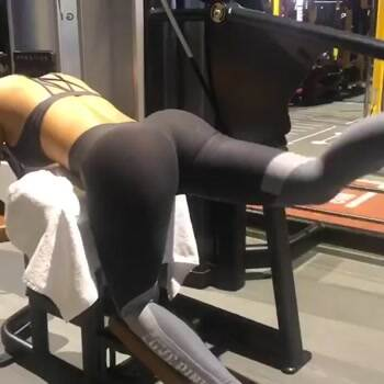 How to work on your glutes