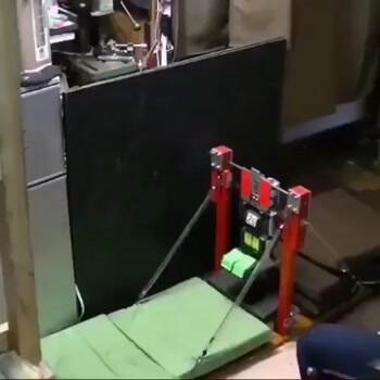 The robot gymnast