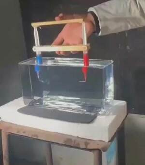 Cool science experiment