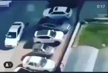 Some skillful driving