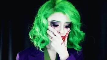 my Joker Makeup