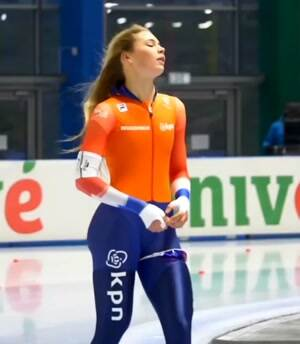 Jutta Leerdam Dutch Speedskater