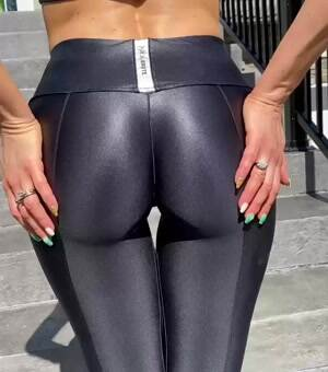 Some very tight pants