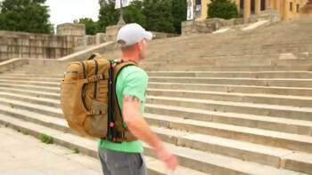 Hover floating backpack